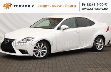 Lexus IS250 2014 года в Новосибирске