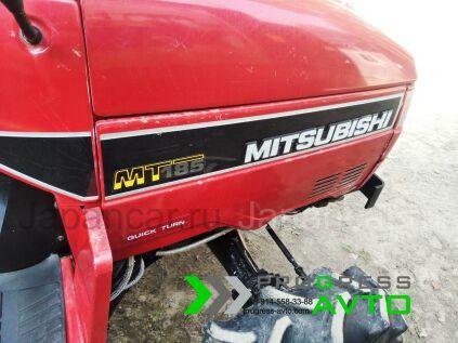 Трактор колесный Mitsubishi MT185 2006 года в Новосибирске