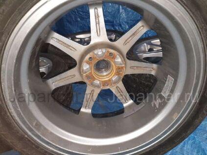 Летниe колеса Gt radial Champiro hpy 225/45 18 дюймов Bridgestone вылет 5 мм. б/у в Барнауле
