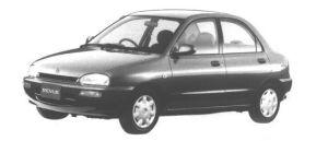 Mazda Revue K 1998 г.