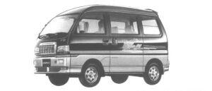 Mitsubishi Bravo ROUTE66 4WD 1998 г.
