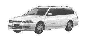 Nissan Primera Camino Wagon 2.0G-V 1998 г.