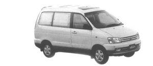 Toyota Townace NOAH ROAD TOURER (2WD 2.0 GASOLINE) 1998 г.
