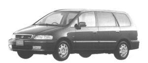 Honda Odyssey PRESTIGE VG 1998 г.