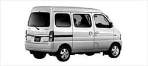 Suzuki Every WAGON JOY POP TURBO 2003 г.