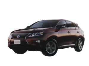 Lexus RX270  2015 г.