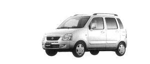 Suzuki Wagon R Plus  XV-L 2000 г.