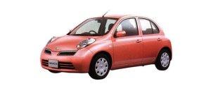 Nissan March 12E 2007 г.