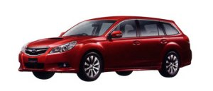 Subaru Legacy TOURING WAGON 2.5GT L Package 2009 г.