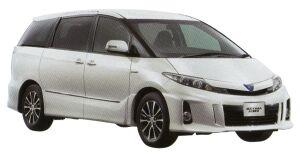 "Toyota Estima Hybrid AERAS ""Leather Package"" 2014 г."