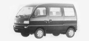Suzuki Every JOY POP SOUND 1993 г.