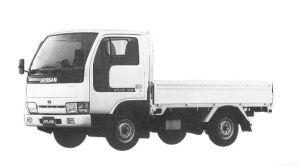 Nissan Atlas 4WD 1.0T SUPER LOW 1992 г.