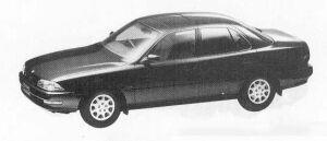 Toyota Camry SEDAN 2000ZX 1990 г.