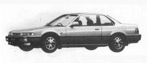 Honda Prelude INX SI SRS (4WS) 1990 г.