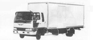 Hino Ranger CRUISING FD FRP 3.25T 1990 г.