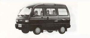 Suzuki Every INTERCOOLER TURBO EX 1990 г.