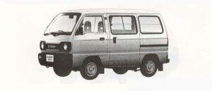 Suzuki Every GL 1990 г.