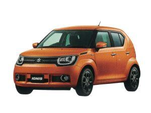 Suzuki Ignis Hybrid MZ 2020 г.