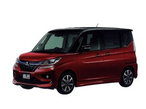 Mitsubishi Delica D2 Custom Hybrid SV 2020 г.