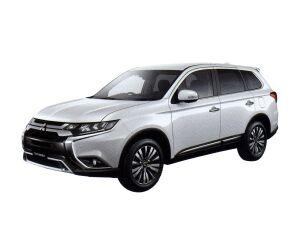 Mitsubishi Outlander 24G Navi Package 2020 г.