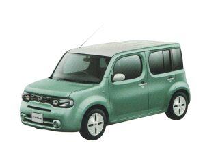 Nissan Cube 15X V Selection 2020 г.