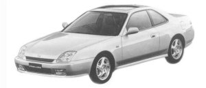 Honda Prelude SiR 1997 г.