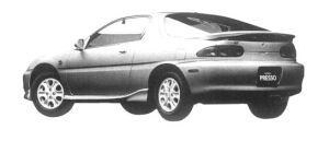 Mazda Eunos PRESSO Si-SPECIAL EDITION 1997 г.