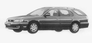 Nissan Cefiro Wagon 20 CRUISING 1999 г.