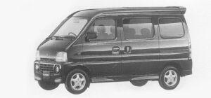 Suzuki Every JOY POP AERO TURBO 1999 г.