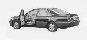 Toyota Crown Majesta WELCAB SWIVEL PASSENGER SEAT SPEC.B-TYPE 1999 г.