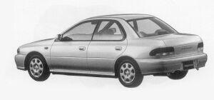 Subaru Impreza HARDTOP SEDAN CS-EXTRA 1999 г.