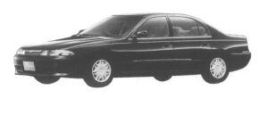 Mitsubishi Eterna V6 2000 24V Super Exceed 1995 г.