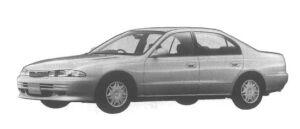 Mitsubishi Eterna 1800 16V EXE 1995 г.