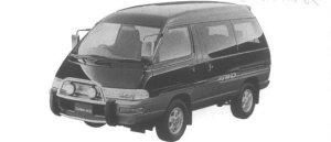 Toyota Townace Wagon 4WD Super Extra Field Tourer Turbo 1995 г.