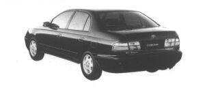 Toyota Corona Sedan 2.0EX Saloon SC Package 1995 г.