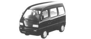 Suzuki Every JOY POP SOUND 1994 г.