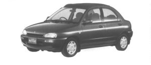 Mazda Autozam REVUE 1500K CANPUS TOP 1994 г.