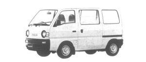 Suzuki Every PA 1994 г.