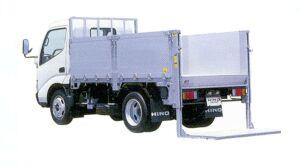 Hino Dutro Standard Cab, LPG Power Lift  Truck for LP GAS Distributers 2005 г.