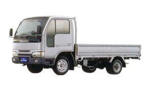 Isuzu Elf 100 Flat Low, Standard Body 2005 г.