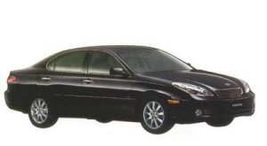 """Toyota Windom 3.0G """"Limited Edition* Black Selection"""" 2005 г."""
