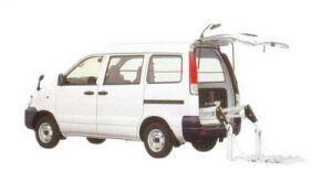 Toyota Liteace VAN With Lift 2005 г.