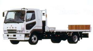 Mitsubishi Fuso Fighter Heavy Duty Transportation Truck 2005 г.