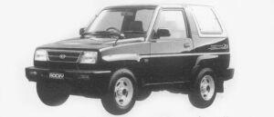 Daihatsu Rocky  1996 г.