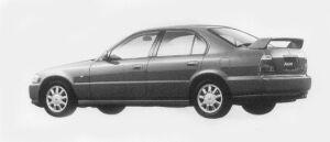 Honda Ascot 2.0CS 1996 г.